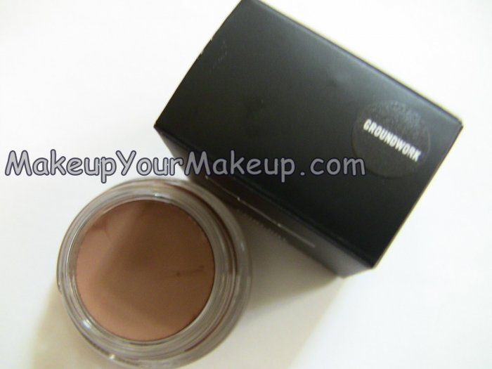 Groundwork MAC Paint Pot Sample