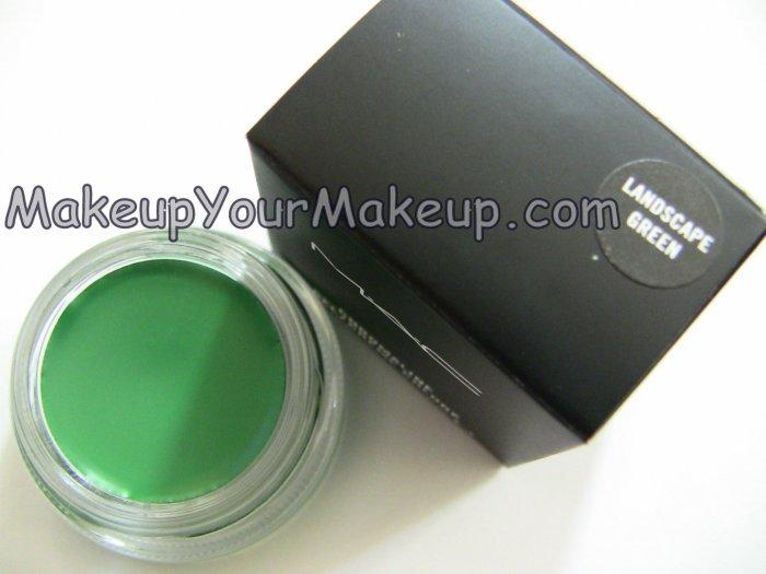 Landscape Green MAC Chromaline Sample