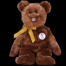 Champion the bear (US),  Beanie Baby - Retired