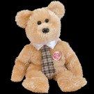 Dad- e 2003 the bear,  Beanie Baby - Retired