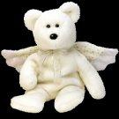 Herald the Angel Bear,  Beanie Baby - Retired