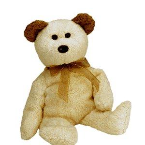 Huggy the bear,  Beanie Baby - Retired
