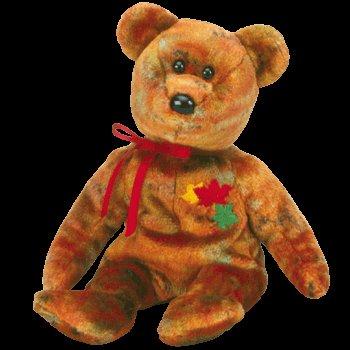 Kanata the bear (Canada Exclusive),  Beanie Baby - Retired