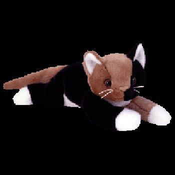Chip the cat,  Beanie Buddy - Retired