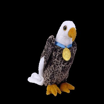 Valor the eagle,  Beanie Baby - Retired