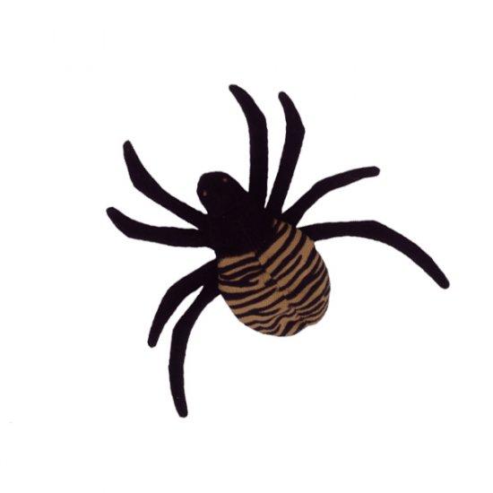 Spinner the spider,  Beanie Baby - Retired