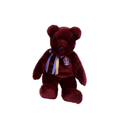 Buckingham the bear (UK exclusive),  Beanie Buddy - Retired