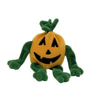 Pumkin the pumpkin,  Beanie Baby - Retired