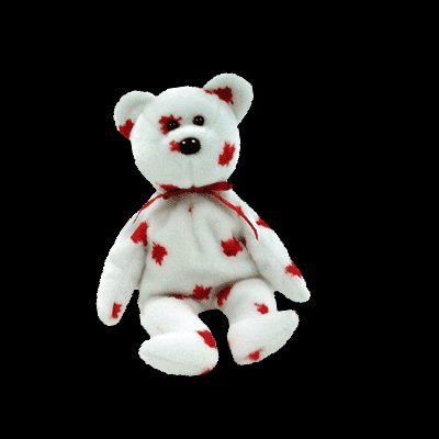Chinook the bear (Canada exclusive) Beanie Buddy - Retired