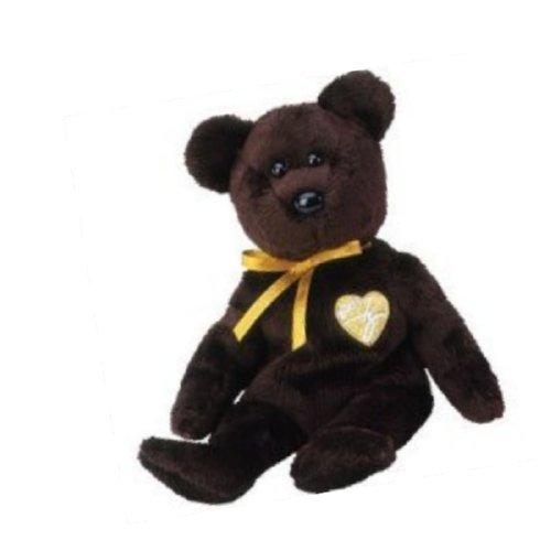 2003 Signature bear, Beanie Baby - Retired