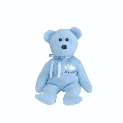 Baby Boy the bear,  Beanie Baby - Retired