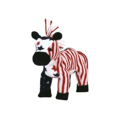 Lefty 2000 the donkey (USA Exclusive) ,  Beanie Baby - Retired