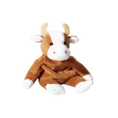 Bessie the cow,  Beanie Baby - Retired