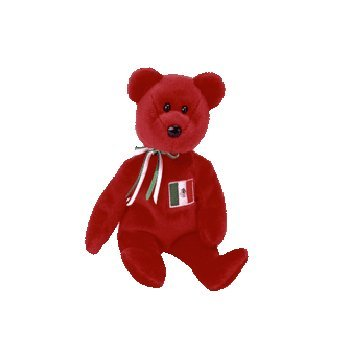 Osito the Mexican bear (USA Exclusive),  Beanie Baby - Retired