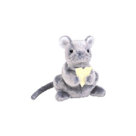 Cheddar the mouse,  Beanie Baby - Retired