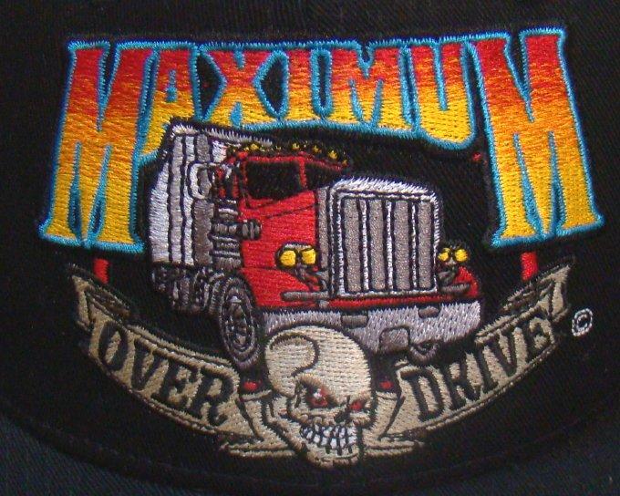 Lippis ~ Maximum Over Drive
