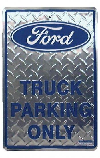 Ford Trucks metallikyltti