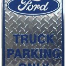 Ford Trucks metallikyltti