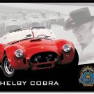 Shelby Mustang metallikyltti