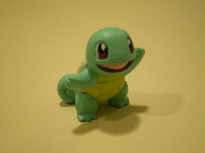 Tiny Squirtle Figure