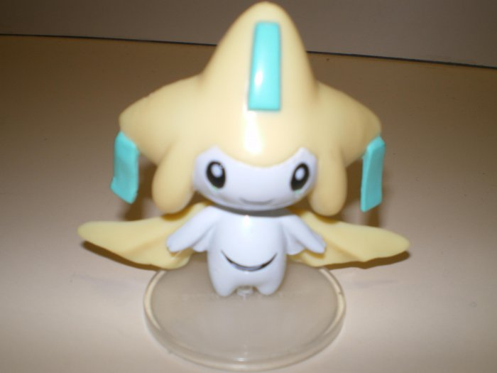 Jirachi Data Carrier Figure