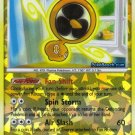 Secret Rare Holo Fan Rotom Rising Rivals RT1