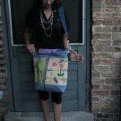 Bohemian Hobo Denim Handmade Baby Handbag