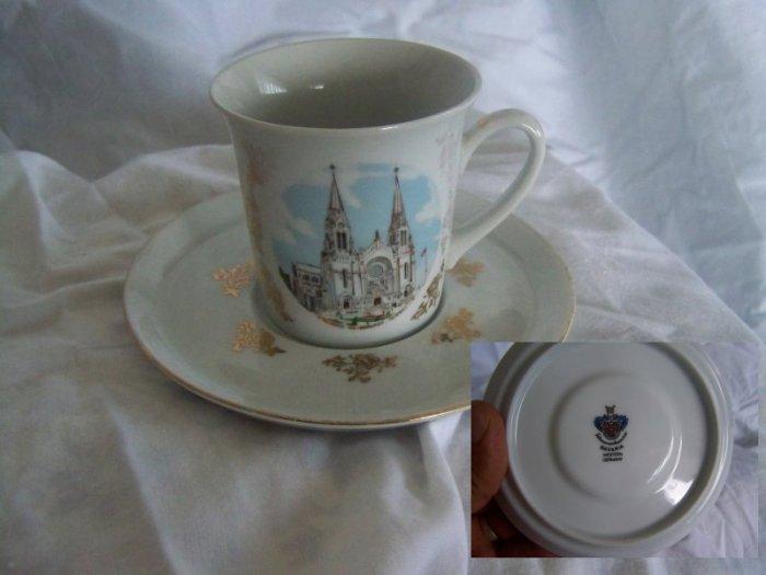 schwarzenhammer Cup and Plate