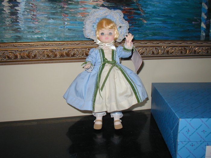 "Manet 14"" 1986-1987  # 1571  - Madame Alexander  Doll"
