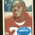 J.D. Smith Rookie 1960 Topps # 115 Halfback San Francisco 49ers