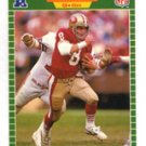 Steve Young 1989 Pro Set # 388 Quaterback San Francisco 49ers