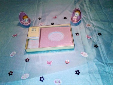 C. R. Gibson Thank Heaven For Little Girls Photo Album