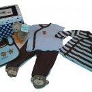 Monkey Baby Gift Set