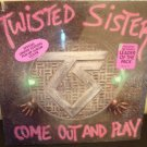 Twisted Sister Come Out and Play LIMITED POP UP  Cover SEALED New / 80's Hair Metal