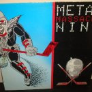 "Metal Massacre Nine Compilation 12"" Vinyl Record"