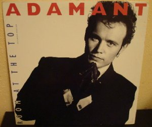 """Adam Ant Room at theTop 12"""" Single Record Extended Version Rare"""
