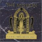 "THE MISSION 'God's Own Medicine' 12"" vinyl Record"
