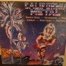 """California Metal Compilation CHRISTIAN METAL Barren Cross  Neon Cross 12"""" vinyl"""