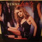 "Femme Fatale Waiting for the Big One 12"" Single Vinyl record HEAVY METAL"
