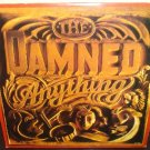 """The DAMNED -Anything 12"""" vinyl record"""