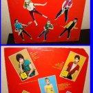 """BLUE ANGEL (Cyndi Lauper) 12"""" Vinyl record retro-rockabilly"""