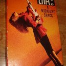 Lita Ford A Midnight Snack VHS Music Video FREE SHIPPING
