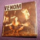 VENOM 80's Death Heavy Metal Square Pin