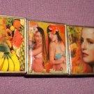 Fun Colorful Stretchy Hawaiian Bracelet  ~ Summer Fun Hula Girl