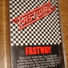 Fastway self titled Cassette FREE SHIPPING