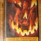 Trick Or Treat Rock Horror Movie Soundtrack featuring Fastway! Cassette Rare