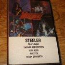 Steeler -Featuring Yngwie Malmsteen,Ron Keel,Rik Fox ..Cassette FREE SHIPPING