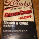 Cheech & Chong Big Bambu Cassette