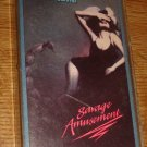 Scorpions-Savage Amusement cassette