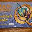 Quest For Camelot Soundtrack Sampler Cassette Single